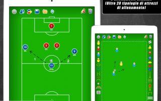 app per allenatori di calcio