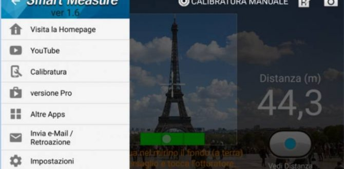app per misurare distanze