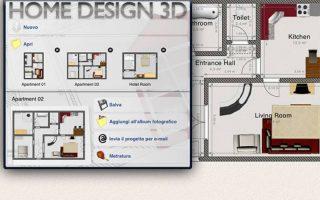 app per progettare casa