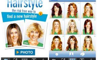 app per provare tagli di capelli