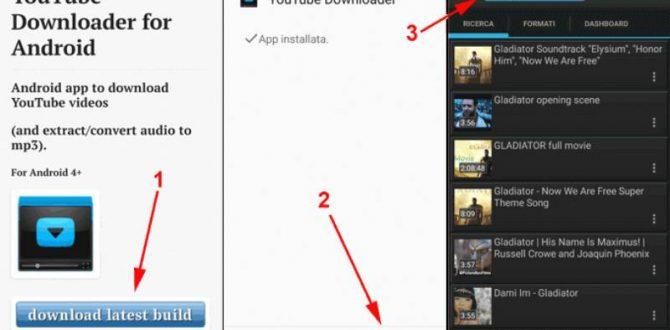 app per scaricare video anche da YouTube e film su Android