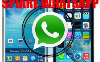 app per spiare whatsapp